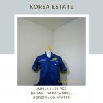 desain mosel baju pdh mahasiswa terbaru